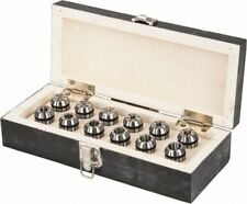 Value Collection 1/16 to 1/2 Inch Collect Capacity, Series ER20 ER Collet 12 ...