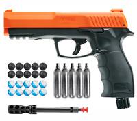 Umarex T4E P2P HDP Pepper .50 Air Pistol w/ CO2 & 10x Powder & 10x Rubber Balls
