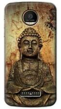 Buddha Rock Carving Phone Case for Moto Z2 Z Force Play Plus G5 G5S G4 E4 C M
