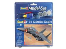 REVELL F-15E Strike Eagle 1/144 Plastic Model Set (Incl Paints) (R63996)