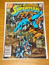 SUPERMAN #434 VOL 1 DC COMICS NEAR MINT CONDITION NOVEMBER 1987