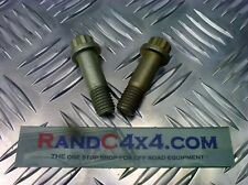AFU1031 x2 Land Rover Defender 12mm Caliper Bolts to94