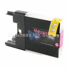 1 MAGENTA LC71 LC75 InkCartridge for Brother MFC-J280W MFC-J425W MFC-J435W LC75M