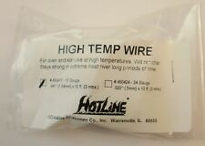 High Temp Wire for Glass Fusing and Kiln 17 (17g) Gauge