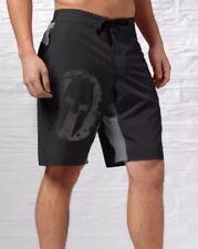 Nuevo Para Hombre Reebok Crossfit Cf Spartan Barro de Superdry Z93721 Tablero Negro XXL 39/40W