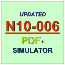 CompTIA Network+ Certification Net Plus Test N10-006 Exam JK0-023 QA+Simulator
