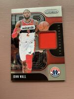 2019-20 Panini - Prizm Basketball: John Wall Patch Card