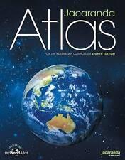 New Jacaranda Atlas for the Australian Curriculum 8th Ed Textbook 2013