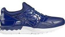 Mens Boys ASICS GEL-LYTE Gel Lyte V Blue Trainers Sneakers Size UK 6  H731Y 4949