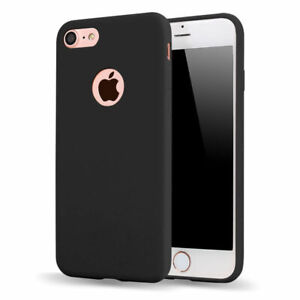 Case for iPhone 6 7 XR XS 11 12 Pro ShockProof Soft Phone Cover TPU Silicone New