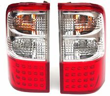 Rear Tail Signal Lights Lamp Set Left+Right LED fits Nissan Patrol GR 1997-2004