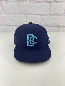 New Era Brooklyn Cyclones Home MiLB 5950 Hat Size 7 3/8