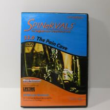 Spinervals 33.0 The Pain Cave Indoor Cycling Workout Series Dvd 9.8 Difficult