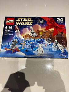 Lego Star Wars Calendrier 75146 Neuf Et Scellé .