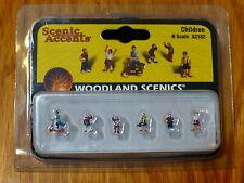 Woodland Scenics N #2182 Children
