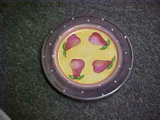 Essex Bois D'Arc Tutti Fruitti Salad Plate(s) Pears