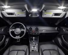 Kit ampoules à LED pour l'éclairage intérieur habitacle blanc pour Audi A3  8V