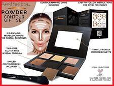 Aesthetica Cosmetics Contour and Highlighting Powder Foundation Palette/Contouri