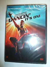 Dancin' Its On DVD indie teen dance drama movie Witney Carson dancing 2016 NEW!