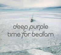 DEEP PURPLE Time for Bedlam 2017 4-TRACK CD EP unique DIGIPAK NEUF/scellé