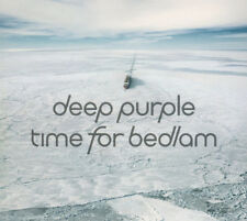 Deep Purple Time for Bedlam 2017 4-track CD EP SOLO Digipak Nuevo/Sellado