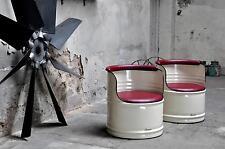 Fass Sessel 200l Fass Ölfass Fässer Blechfass Barrel Farben Ihrer Wahl