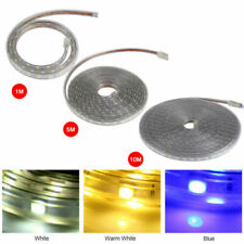 Flexible Waterproof 1/5/10M SMD LED Strip 220V Fairy Sring Rope Lights Decor New