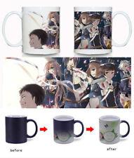 Neu Touken Ranbu Cup Magic Mug Tasse Kaffeetasse Zaubertasse Schwarz