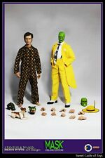 1/6 Asmus Toys Action Figure - Stanton & Mason The Mask Jim Carrey Deluxe Ver.