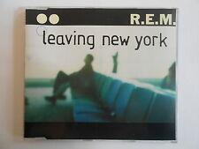 R.E.M. : LEAVING NEW YORK [ CD SINGLE ] ~ PORT GRATUIT !