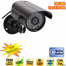 1200Tvl Hd Outdoor Cctv Surveillance Security Camera 36Ir Day Night Video b2