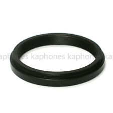 49-43mm Step-Down Metal Lens Adapter Filter Ring / 49mm Lens to 43mm Accessory