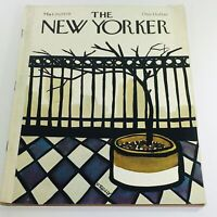 The New Yorker: March 20 1978 Full Magazine/Theme Cover Donal Reilly
