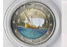 TRES RARE 2 EURO PORTUGAL 2011 COULEUR