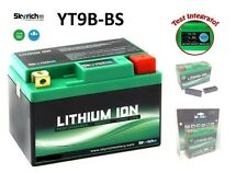 SKYRICH BATTERIA LITIO YT9B BS BATTERY LITHIUM DUCATI 1299 PANIGALE S 2015-2016