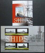 Grenada Grenadinen 2013 Kriegsschiffe War Ships Bismarck Arizona HMS Victory