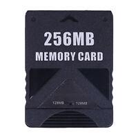 Tarjeta de memoria PS2 256 MB de almacenamiento de alta velocidad para Sony