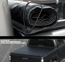 FIT 09-13 RAM 1500 (STD/EXT/QUAD CAB) 6.5' BED TONNEAU COVER (ROLL-UP)