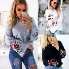 Women Long Sleeve Loose Sweater Knitted Cardigan Coat Jacket Casual Outwear Tops