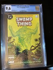 Swamp Thing #37 (1985) CGC 9.6 1st App. Constantine Sandman Netflix
