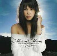"MARIA MENA ""APPARENTLY UNAFFECTED"" CD NEUWARE"