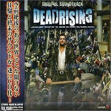Dead Rising Soundtrack Cd Original Deadrising
