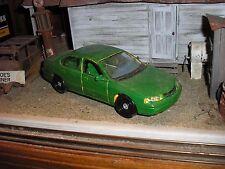 1/24 Maisto Diecast 2000 Chevy Impala for junkyard diorama fresh barn find