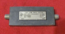 Noname HF/6 TVI filter, made in Japan, 50W, 50 ohm, 55 MHz cutoff frequency