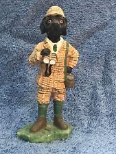 "Roman Inc. ""Bird Watcher� Dog Figurine"