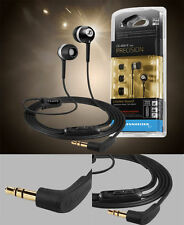 NEW BRAND CX 400-II Black Precision Bass-Driven In-Ear Canal Earbuds Earphones