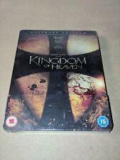 Kingdom of Heaven [Ultimate Edition] (UK) Blu-Ray Steelbook Region Free