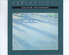 CD LOUIS VAN DIJK - HANS OUDENAARDENreflections1991 EX+  (A4775)
