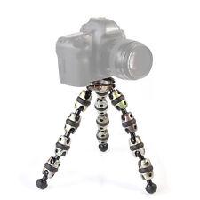 Large Octopus Heavy  Flexible Tripod Stand Holder for Canon Nikon DSLR Camera DV
