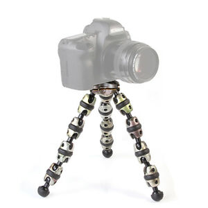 Large Octopus Heavy  Flexible Tripod Stand Holder for Canon Nikon DSLR Camera DV